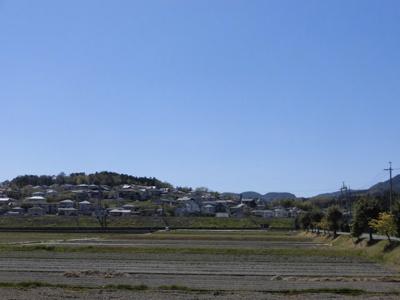 近隣から和邇北浜の眺め
