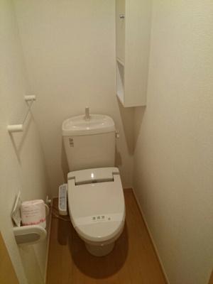 【トイレ】エスポワールつきみ野(エスポワールツキミノ)