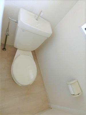 【トイレ】サンライズマンションA