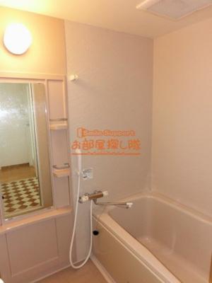 【浴室】メルローズアソウ