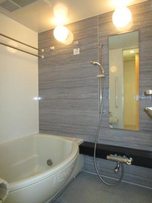 【浴室】サンマークスだいにちG棟 サンタワーレジデンス