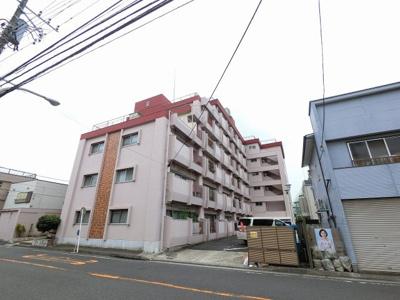 【外観】パラシオン横浜