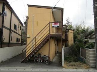 【外観】仙台市青葉区堤町一棟アパート