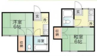 仙台市青葉区堤町一棟アパート