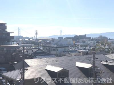 【展望】ライオンズマンション西神戸