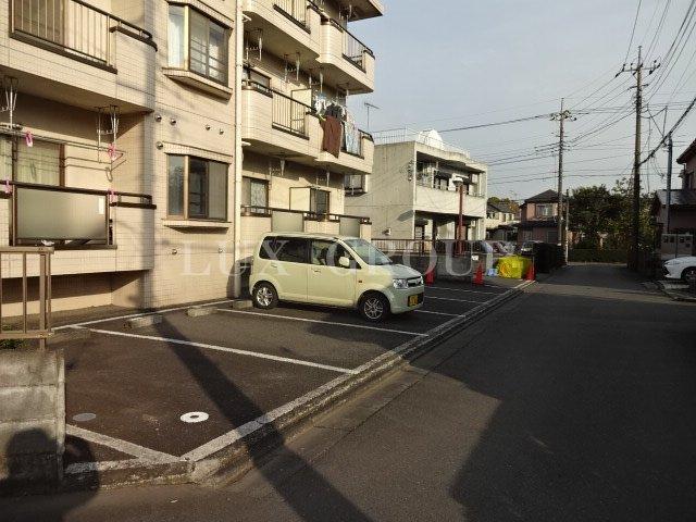 【駐車場】中澤マンション