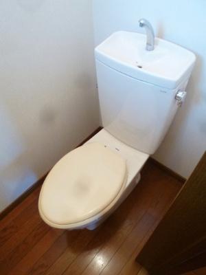 【トイレ】エヴァハイツ