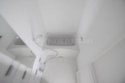 【浴室】BPRレジデンス新梅田