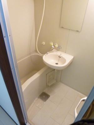 【浴室】ヴィラプレフェールⅡA棟