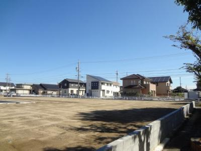 【外観】津市白塚町 全8区画宅地分譲