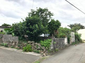 【外観】宮古島市平良字松原(107.81坪)