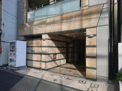 【エントランス】スカイコート銀座東壱番館