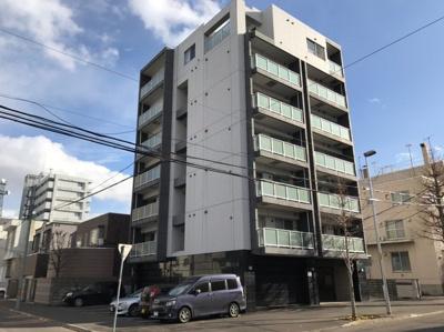 【外観】【仲介手数料無料】ノースポインツ北円山