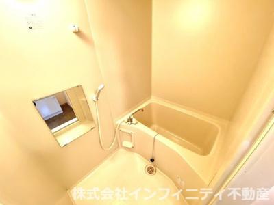 清潔感あるバスルーム☆