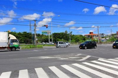 沖縄北I・C車で7分