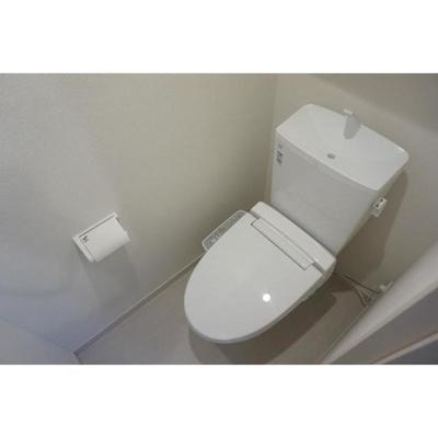 リブリ・花菜Iのトイレ