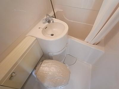 【浴室】シティライフ六甲2