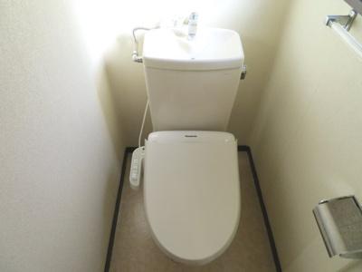 【トイレ】ふるさと荘