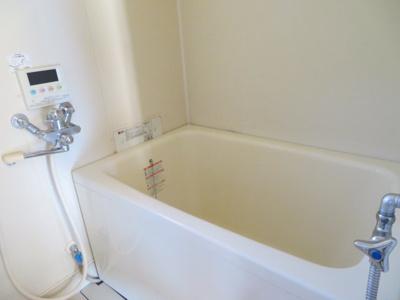 【浴室】ふるさと荘