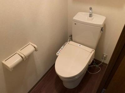 【トイレ】クレールスクエア