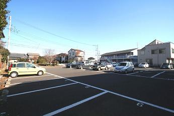 【外観】21:仲澤駐車場