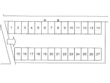 18:増田月極有料駐車場