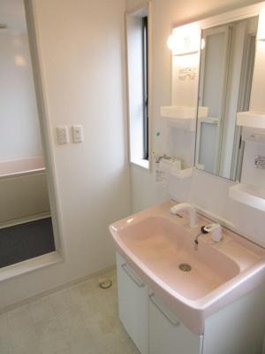 ※イメージ 広い洗面スペース