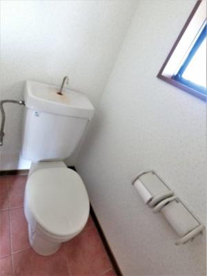 【トイレ】SOUBUハイツ山中C