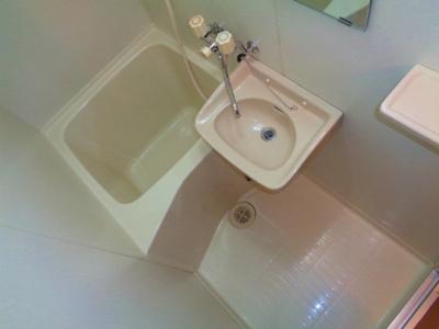 【浴室】ウィル鷹合