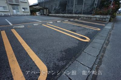 【駐車場】ラフレシールM