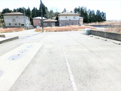 【駐車場】山中ガーデン
