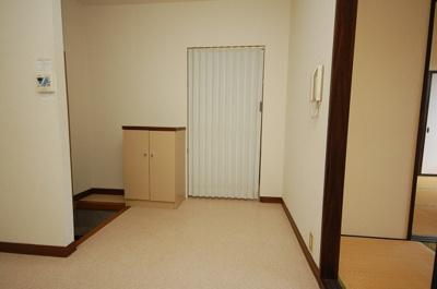 【玄関】コーポピュルテ