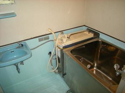 【浴室】ダイシンコーポ
