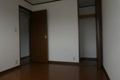 【洋室】メゾウッド中原