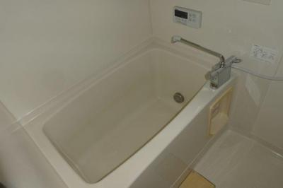 【浴室】メゾウッド中原