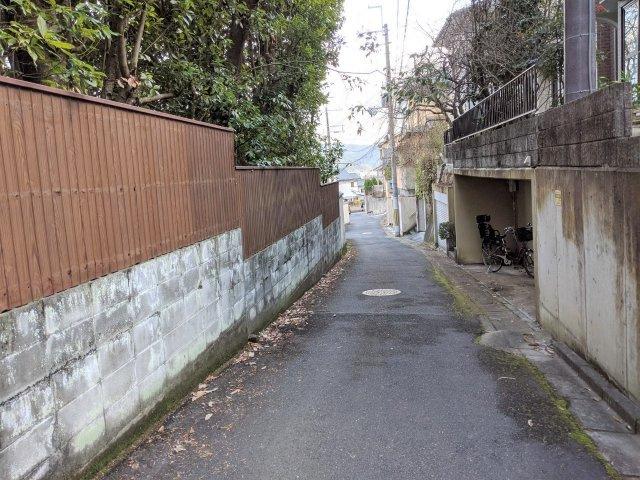 【周辺】京都市山科区北花山山田町