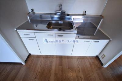 【キッチン】西岩崎コーポ
