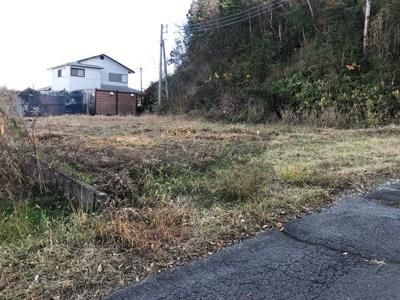 【外観】大津市和邇北浜695-1 売土地