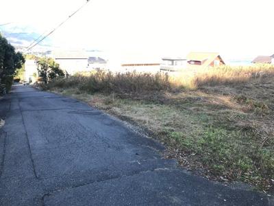 【前面道路含む現地写真】大津市和邇北浜695-1 売土地