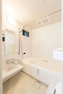 【浴室】豊島区池袋3丁目 中古戸建
