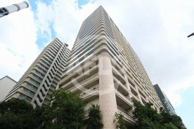 なんばセントラルプラザリバーガーデン 地上25階建タワーレジデンス