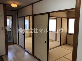 【和室】野田アパート