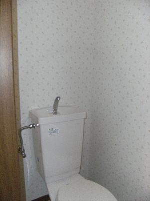 【トイレ】第2東陽マンション