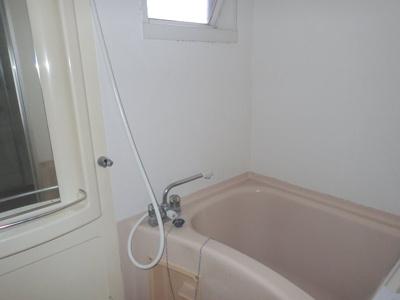 【浴室】コーポ二の丸A