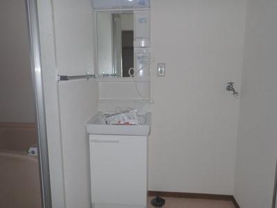 【独立洗面台】コーポ二の丸A