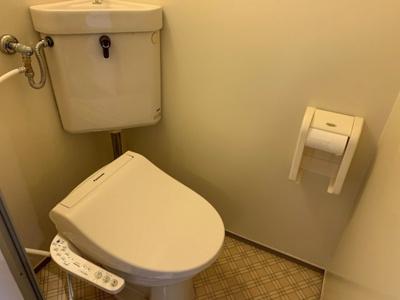 【トイレ】リバーサイド海