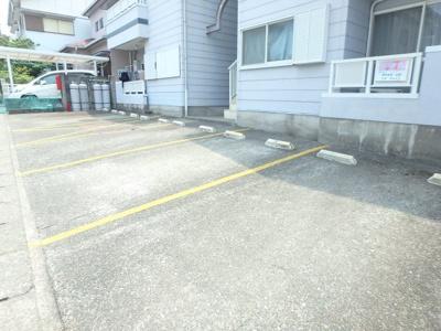 【駐車場】メゾン大戸