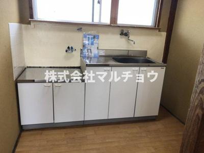 【浴室】木村アパート