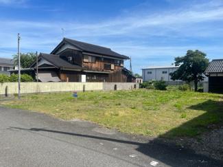 【外観】饗庭151坪土地