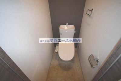 【トイレ】スプランディッド荒本駅前